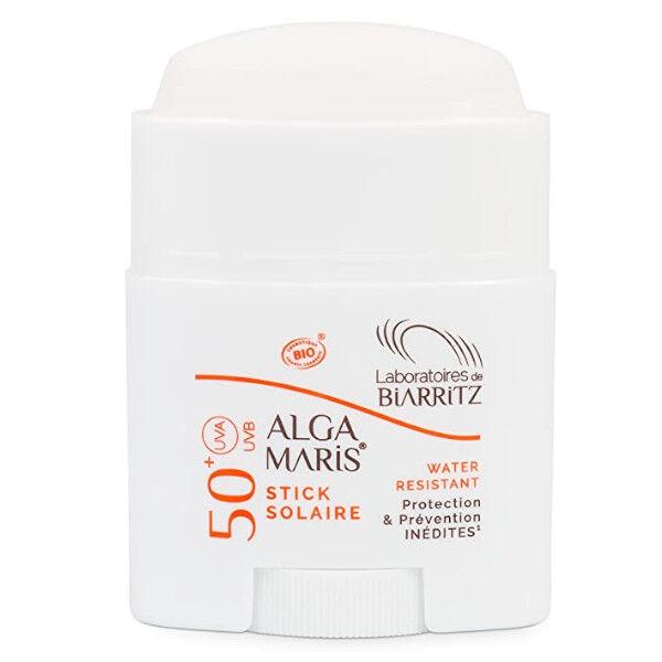 Laboratoires de Biarritz Algamaris Stick Solaire SPF50+ Mauve Bio 12g