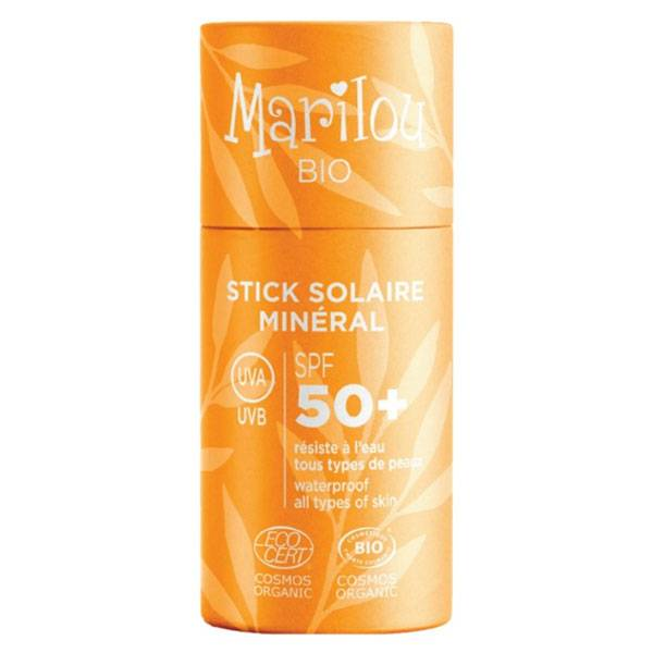 Marilou Bio Stick Solaire Minéral SPF50+ 25g
