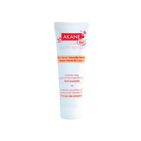 Akane BB Crème Veloutée Teintée Teint Ensoleillé Bio 30ml