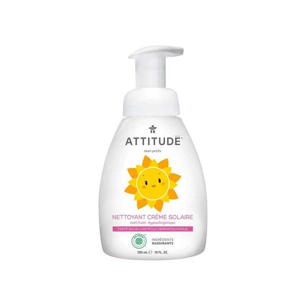 Attitude Tout-Petits Nettoyant de Crème Solaire Tutti Frutti 295ml