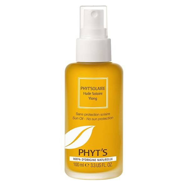 Phyt's Solaire Huile Solaire Ylang 100ml