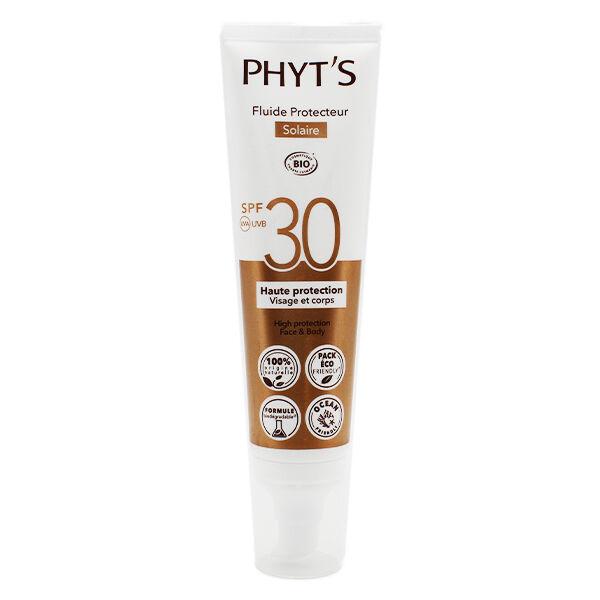 Phyts Phyt's Solaire Fluide Protecteur SPF30 100ml
