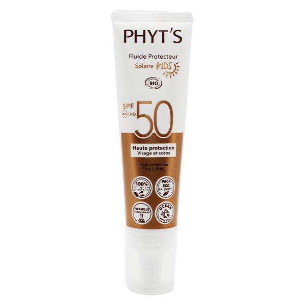 Phyts Phyt's Solaire Fluide Protecteur Kids SPF50 100ml