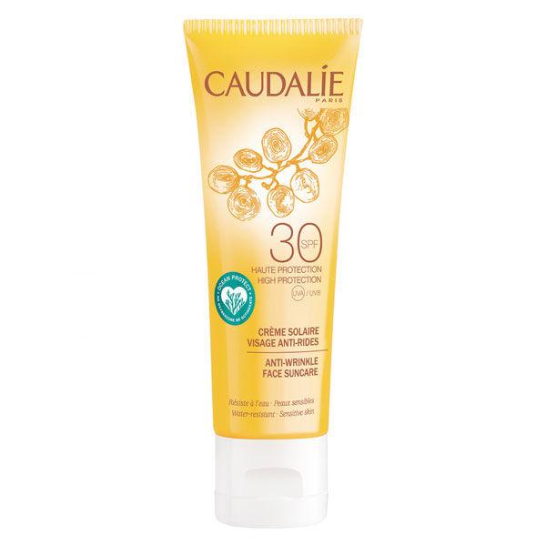Caudalie Crème Solaire Anti-Rides Visage SPF30 50ml