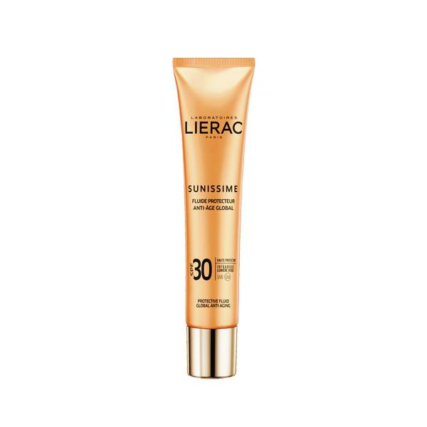 Lierac Sunissime Fluide Protecteur Anti-Age Global Visage SPF30 40ml