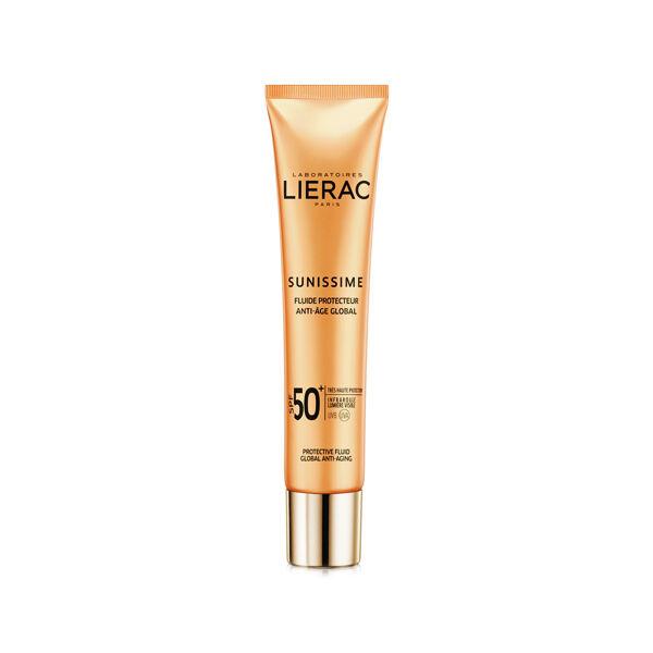 Lierac Sunissime Fluide Protecteur Anti-Age Global Visage SPF50+ 40ml