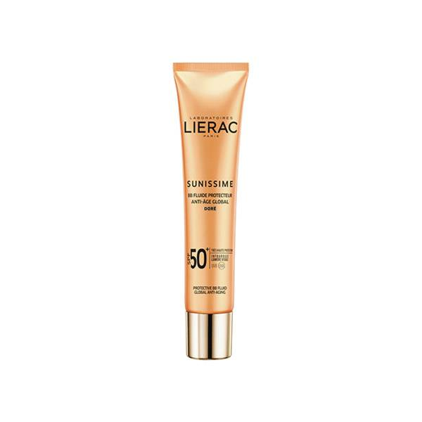 Lierac Sunissime BB Fluide Protecteur Anti-Age Global Visage SPF50+ 40ml