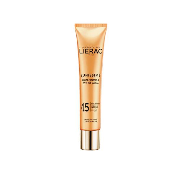 Lierac Sunissime Fluide Protecteur Anti-Age Global Visage SPF15 40ml