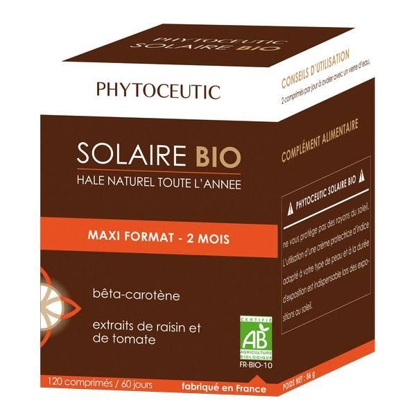 Phytoceutic Solaire Bio 120 comprimés