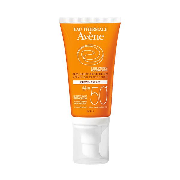 Avène Solaire Crème SPF50+ Sans Parfum 50ml