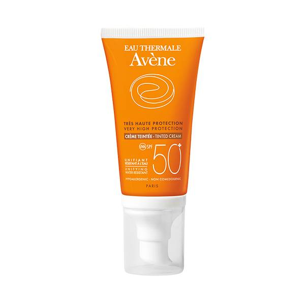 Avène Solaire Crème SPF50+ Teintée 50ml