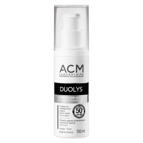 ACM Duolys Crème Solaire Anti-Age SPF50+ 50ml
