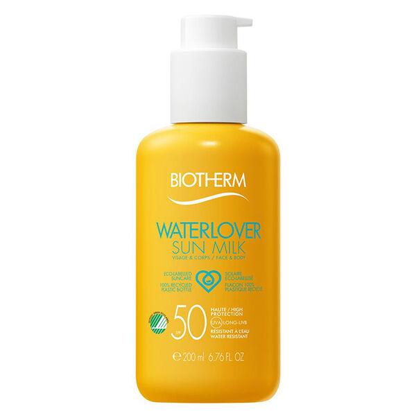 Biotherm Solaire Waterlover Lait Crème Fondant SPF50 200ml