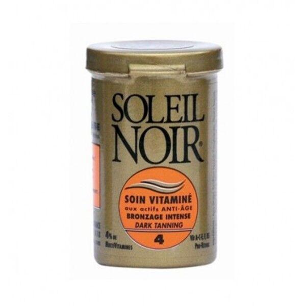 Soleil Noir Soin Vitaminé Bronzage Intense SPF4 20ml