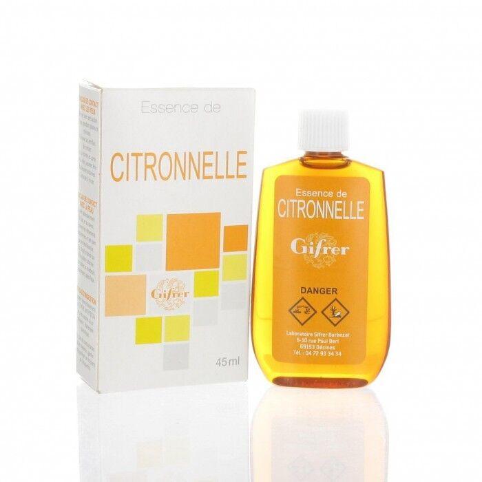 Gifrer Essence de Citronnelle 45ml
