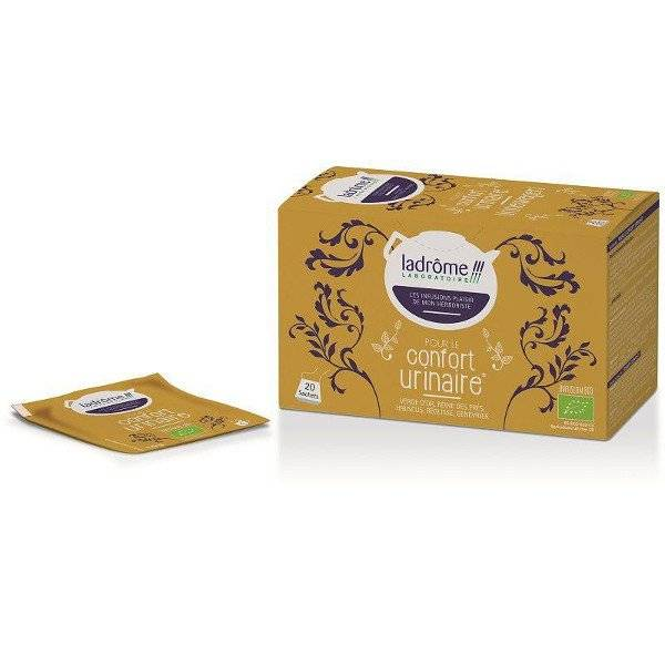 3010612 Ladrome Infusions Confort Urinaire 20 sachets