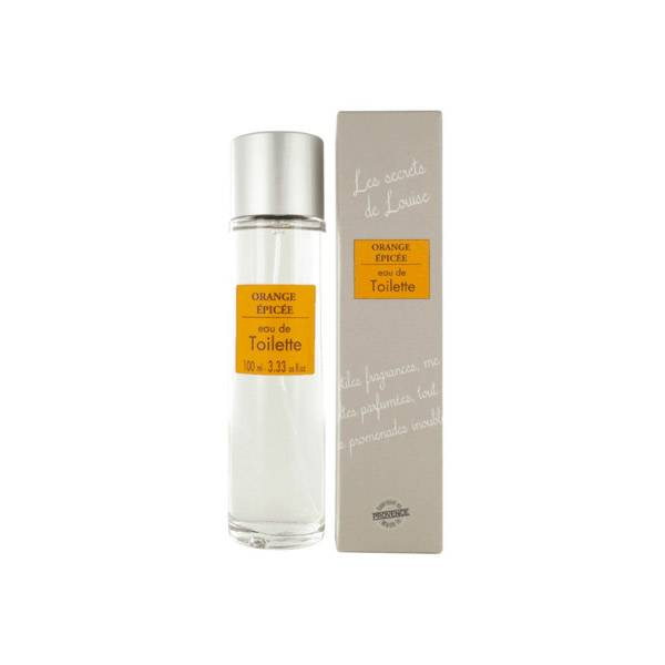 7008307 Les Secrets de Louise Eau de Toilette Orange Epicée 100ml
