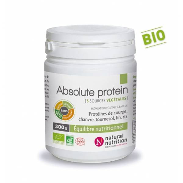9974089 Natural Nutrition Absolute Protein 300g
