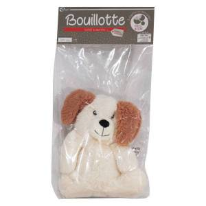 Cooper Bouillotte Sèche Enfant Chien - Publicité