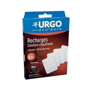 Urgo Ceinture Chauffante Recharges 4 patchs - Publicité