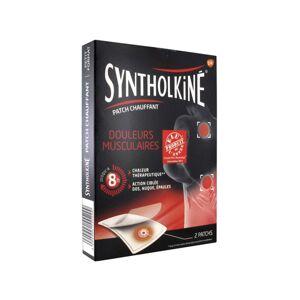 SyntholKiné Patch Chauffant Dos 2 patchs - Publicité