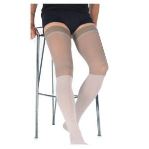 Innothera Contention Innothera Legger Fine Homme Bas Auto-Fixants Classe 2 Long Taille 2 Beige Chiné - Publicité