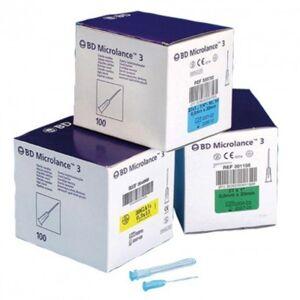 BD Microlance 3 Aiguille Hypodermique BN 40mm 21G Vert 1 Unité