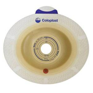 Coloplast Chronic Care Coloplast Sensura Flex X Pro HP Disque Support Porte Poche 70mm 5 unités - Publicité