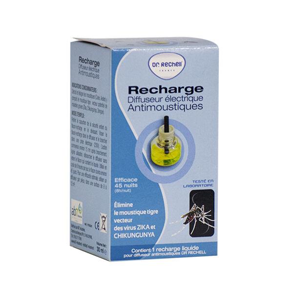Dr Rechell Anti-Moustiques Recharge Electrique Zika 30ml