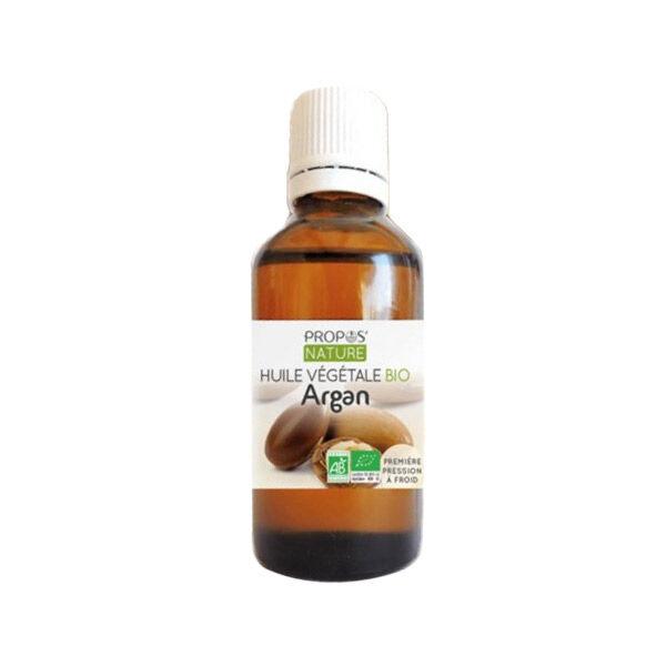 Propos'Nature Huile Végétale Argan Bio 50ml