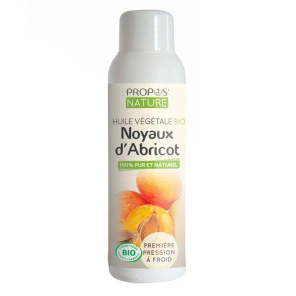 Propos'Nature Huile Végétale Noyaux d'Abricot Bio 50ml