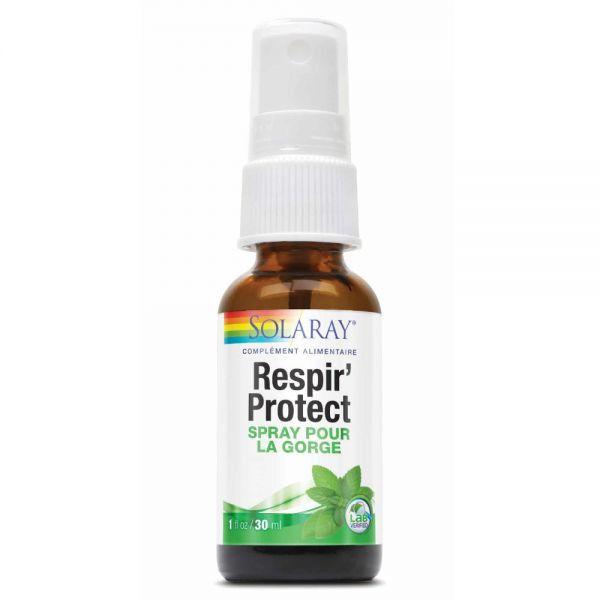 Solaray Respir' Protect Spray Gorge 30ml
