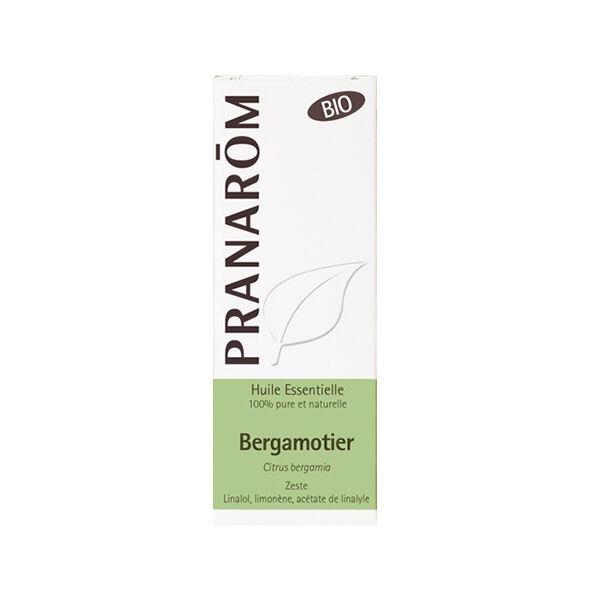 Pranarom Huile Essentielle Bio Bergamotier 10ml