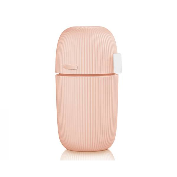 Pranarom Diffuseur Ultrasonique Ohlo Rose Saumon Usb