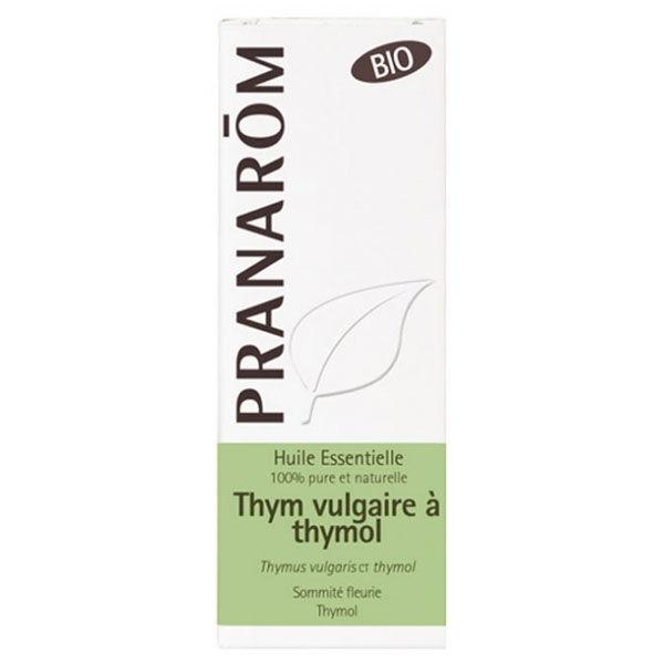 Pranarom Huile Essentielle Bio Thym Vulgaire à Thymol 5ml