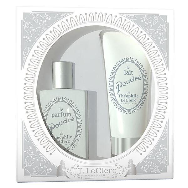 T-LeClerc Parfum Coffret Poudré