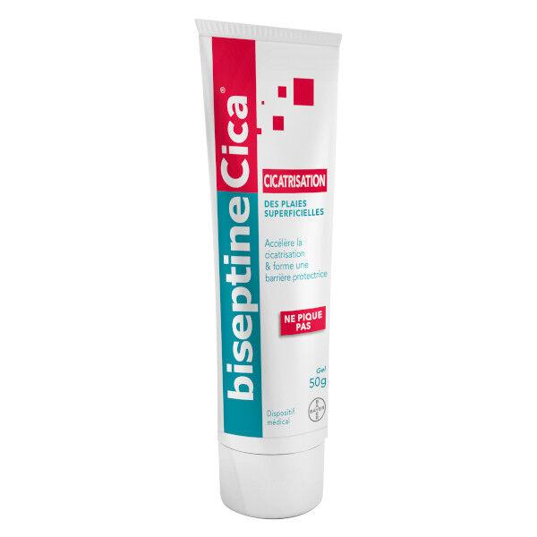 Bayer Healthcare BiseptineCica Gel Cicatrisant 4 en 1 50g