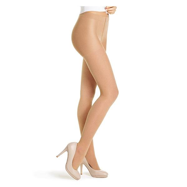 Sigvaris Styles Transparent Collant Classe 2 Normal Taille XL Beige 140