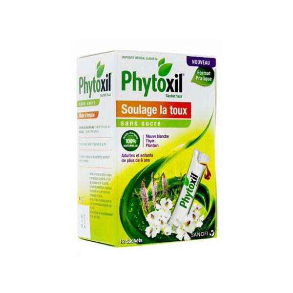 Phytoxil Toux sans Sucre 12 sachets