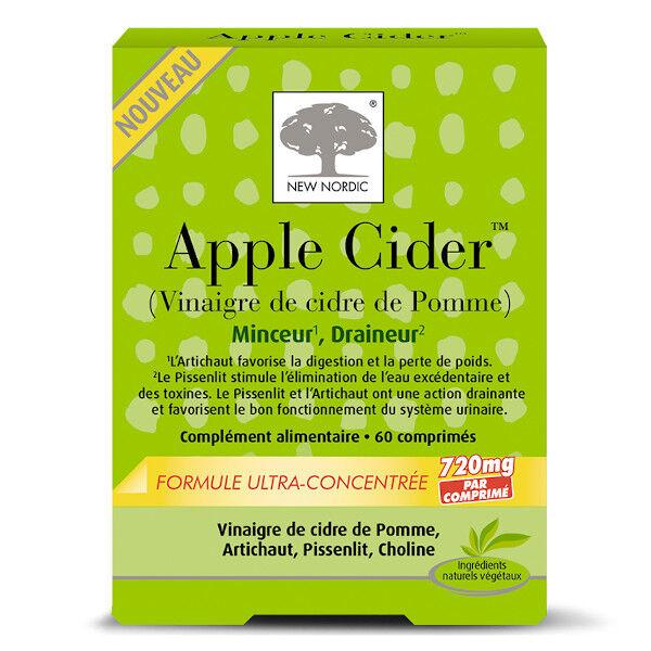 New Nordic Apple Cider 60 comprimés