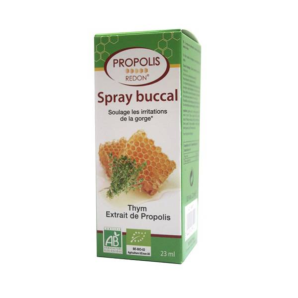 Redon Propolis Spray Buccal Bio 23ml