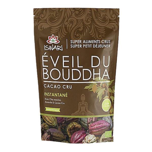 Iswari Eveil du Bouddha Cacao Cru Bio 360g