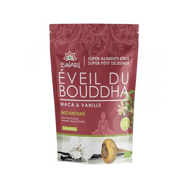 Iswari Eveil du Bouddha Maca & Vanille Bio 360g
