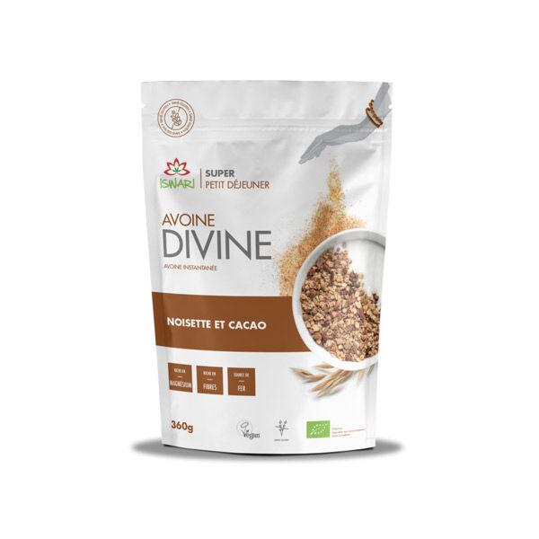 Iswari Avoine Divine Noisette et Cacao 360g