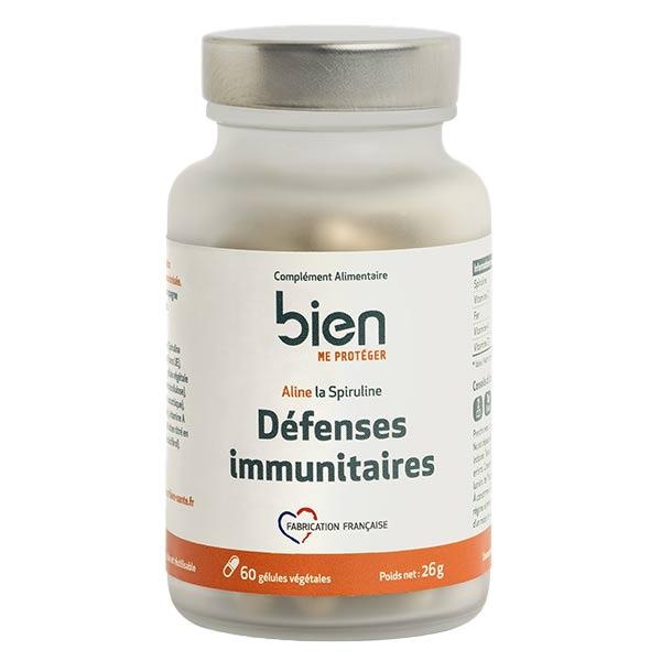 Bien Me Protéger Défenses Immunitaires 60 gélules végétales