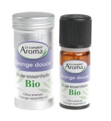 Le Comptoir Aroma Huile Essentielle de Orange Douce 10ml