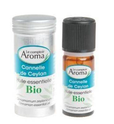 Le Comptoir Aroma Huile Essentielle de Cannelle de Ceylan 5ml