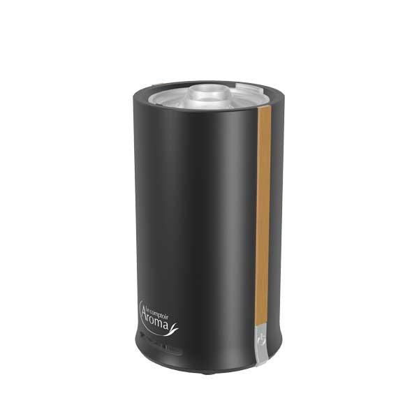 Le Comptoir Aroma Diffuseur d'Huiles Essentielles à Air Pulsé Noir