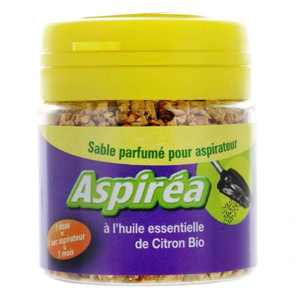 Aspiréa Granules Huile Essentielle Citron Bio 60g