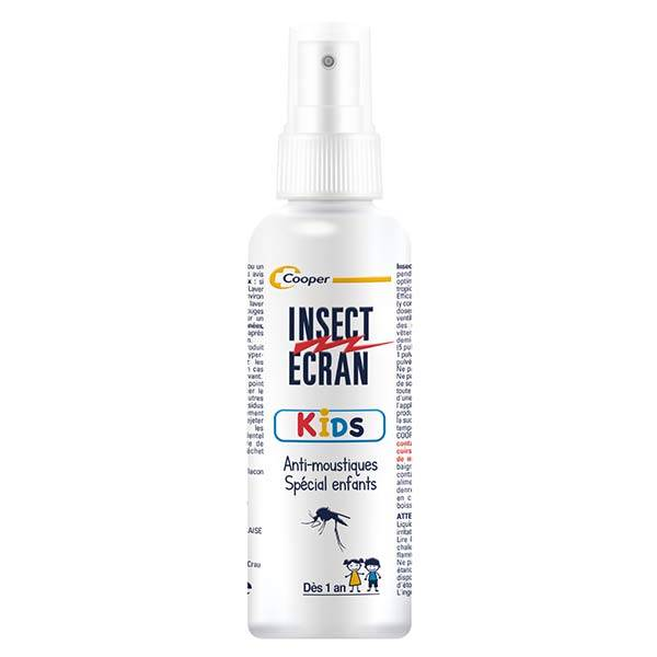 Insect Ecran Kids Spray Anti-Moustiques 100ml